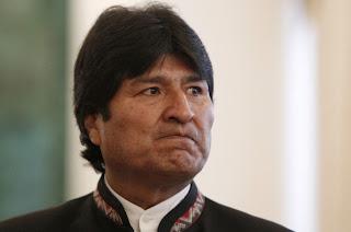 Bolívia: EVO MORALES PREPARA CAMINHO PARA IGREJA NACIONAL QUE SUBSTITUA A CATÓLICA.