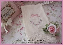 Wonderful Giveaway at Denise's