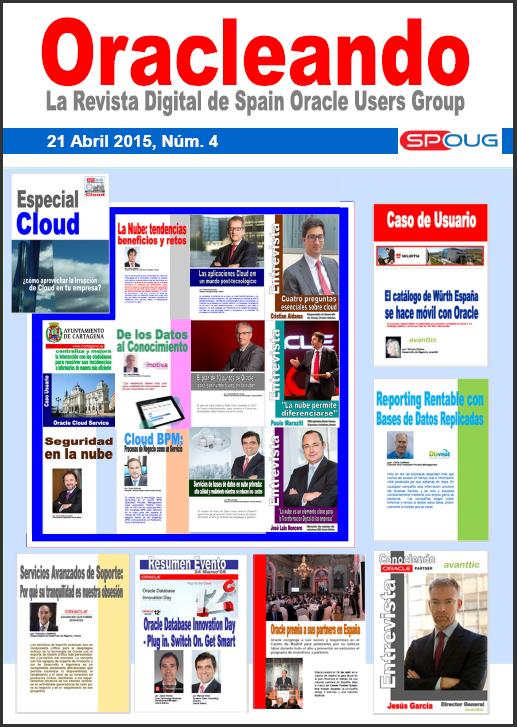 Revista Oracleando #4 Especial Cloud