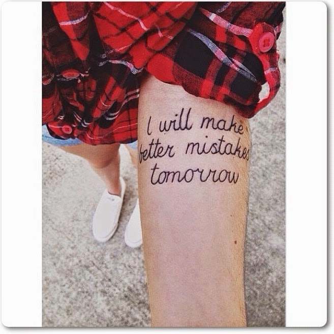 Tattoos Quotes About Parents Inspirational Tattoo Quotes