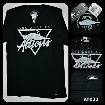 Kaos Surfing ATTICUS Kode ATC33