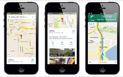 Google Maps - jetzt für das iPhone
