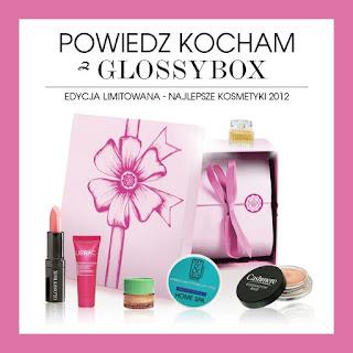 Walentynkowy Glossybox - skusicie się?