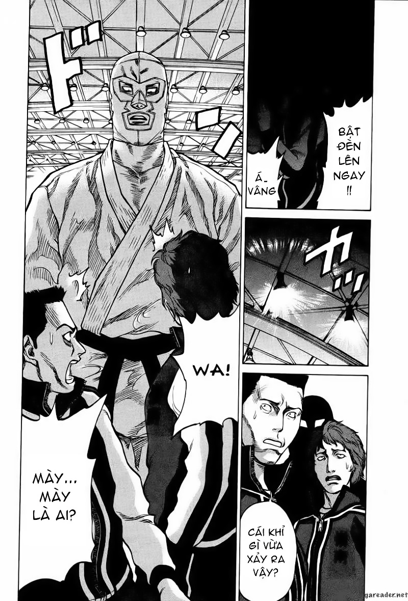 Karate Shoukoushi Kohinata Minoru chap 1 Trang 39