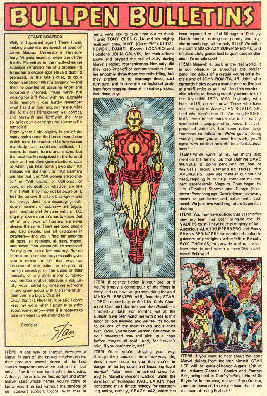 Conan the Barbarian (1970) Issue #91 #103 - English 19