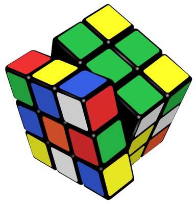 rubik cube 3x3