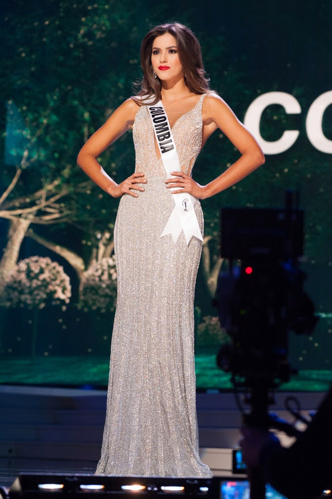 SASHES AND TIARAS....Best Beauty Pageant Gowns of 2015!   Nick Verreos