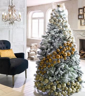 Rboles de navidad el corte ingl s decoraci n 2012 mente for Arbol artificial decoracion