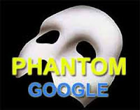 Blog Blogging, google phantom