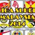 Keputusan Penuh Perlawanan Liga Super 15/03/2014