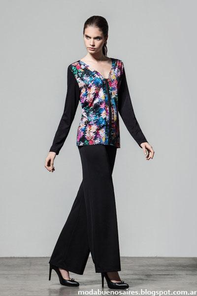 Ropa de mujer blusas de moda invierno 2015 Veramo.