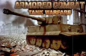 Download Game Armored Combat: Tank Warfare Online APK Android 2014