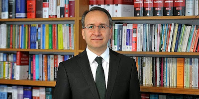 Fethullah Gulen's lawyer, Nurullah Albayrak