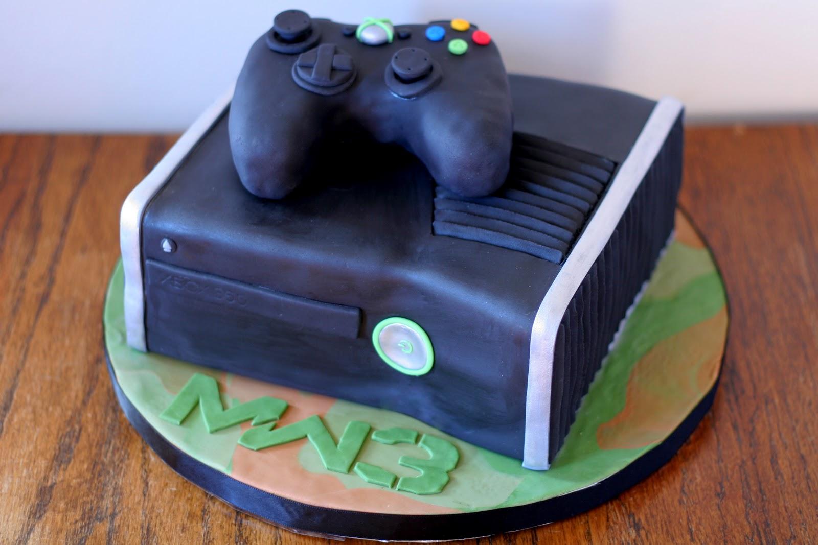 Stuff By Stace Xbox Call Of Duty Modern Warfare 3 Cake