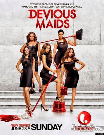 Xem phim Những Cô Hầu Gái Kiều Mỹ - Devious Maids