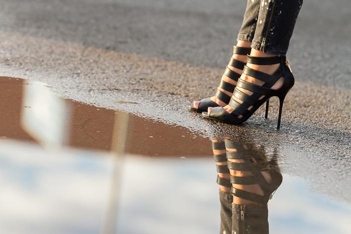 Sandalias de la Blogger Adicta a los zapatos withorwithoutshoes