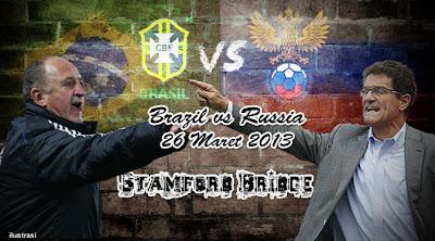 Brazil vs Rusia