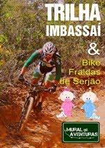 Trilha em Imbassaí e Bike Fraldas de Serjão