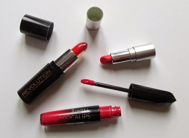 favourite lipsticks for spring