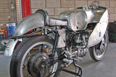 1953 4 cylinder Guzzi