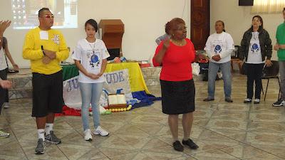 Diocese de Guarulhos/SP realiza mais um encontro de formação para a IAM e JM