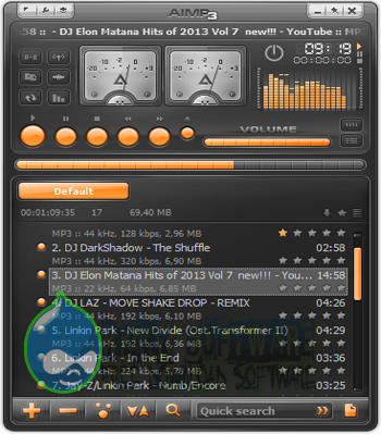 30 May 2011. AIMP is a powerful audio player that allows you to listen to