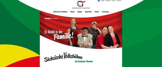 Sächsische Volksbühne im Centrum Theater