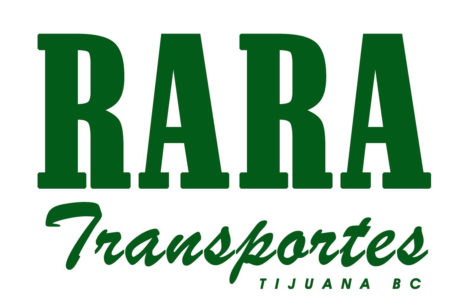 RARA TRANSPORTES