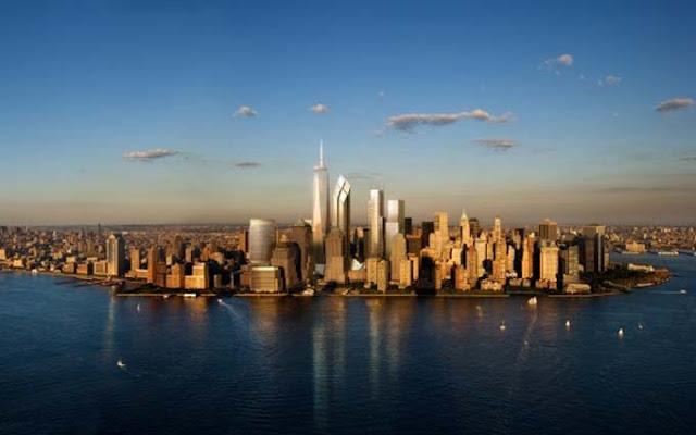Skyline Nova York - Novo WTC