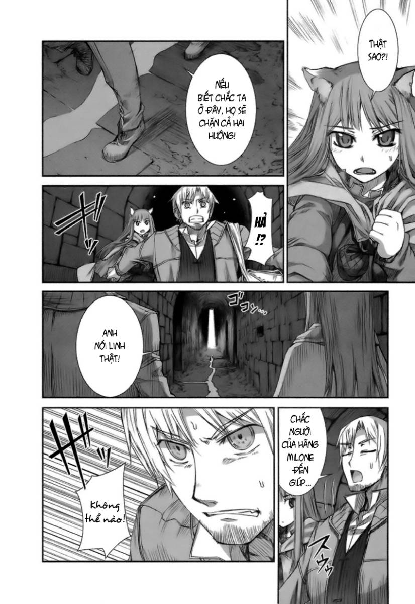 Ookami to Koushinryou (Wolf and Spice) - Ookami to Koushinryou (Wolf and Spice) Chapter 013 - Pic 22