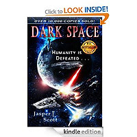 Dark Space - sci fi - by Jasper T. Scott  £0.77