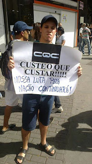CQC no protesto