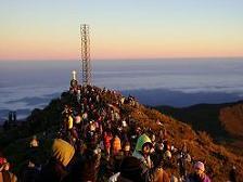 PICO DA BANDEIRA ... 2.891,98 m altitude !!!