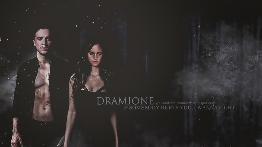 Dramione - if somebody hurts you, I wanna fight