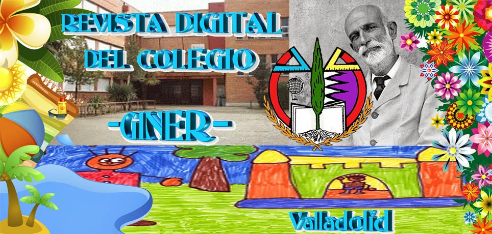 "REVISTA DIGITAL DEL COLEGIO ""GINER"""