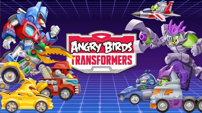 'Angry Birds Transformers' untuk iOS dan Android | Review dan Download!