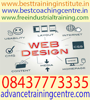 Web Designing training in mohali phase 7