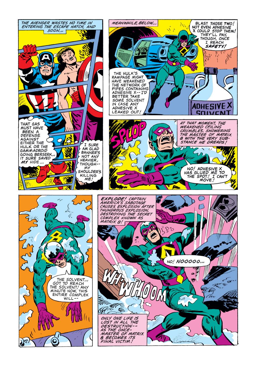 Captain America (1968) Issue #257 #172 - English 16