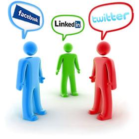 Interação em redes sociais é fundamental para as empresas.