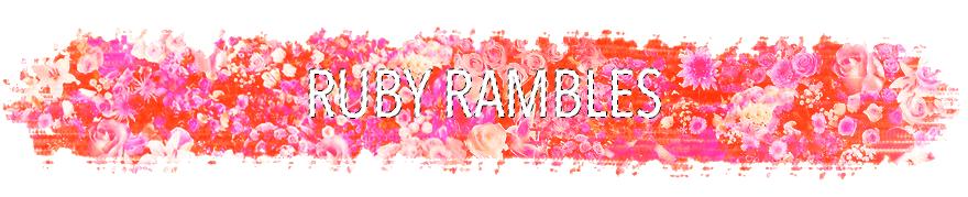 rambles + shambles