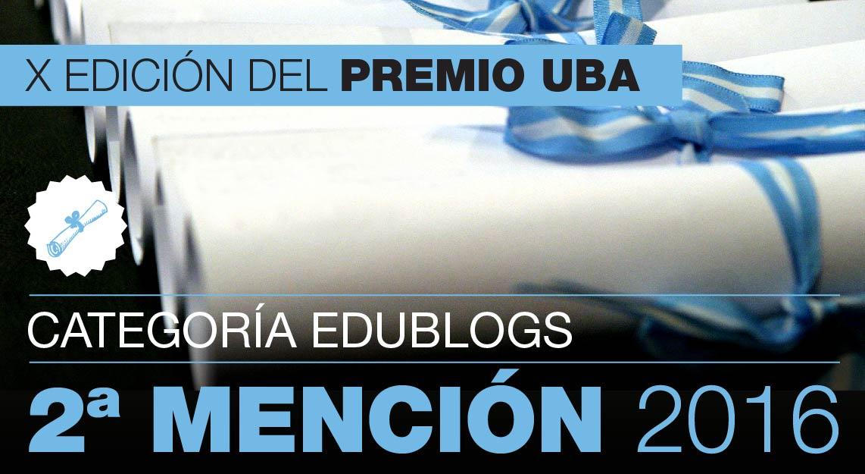 X Edición Premios UBA