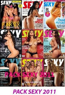 Download Pack Todas Revistas Sexy 2011
