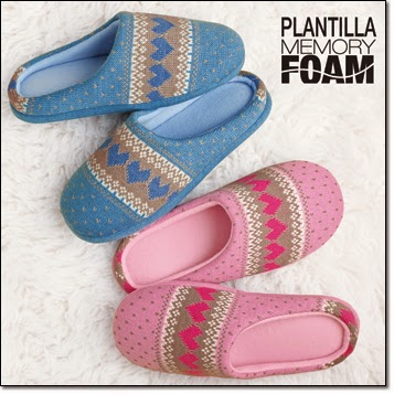 Avon slippers