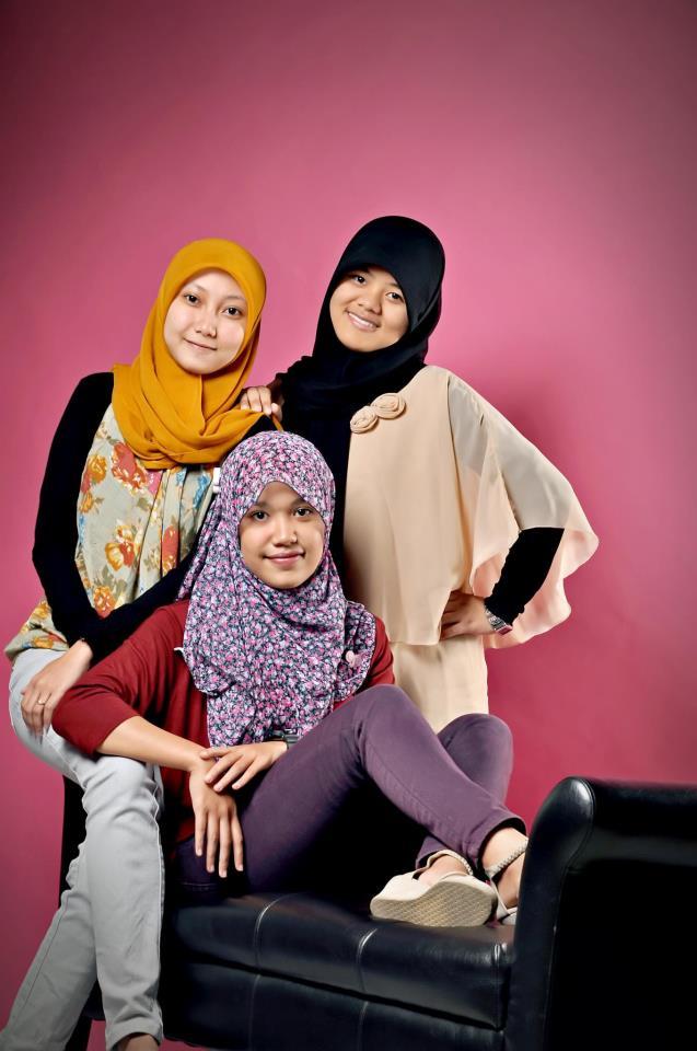 Fashion Hijab Untuk Kuliah Celebsup