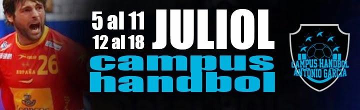 CAMPUS D'HANDBOL ANTONIO GARCIA