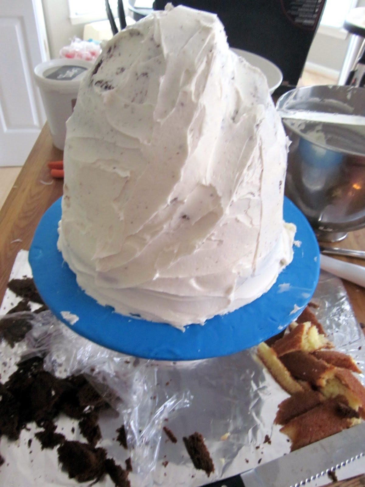 Snow Peak Frosting Recipe — Dishmaps