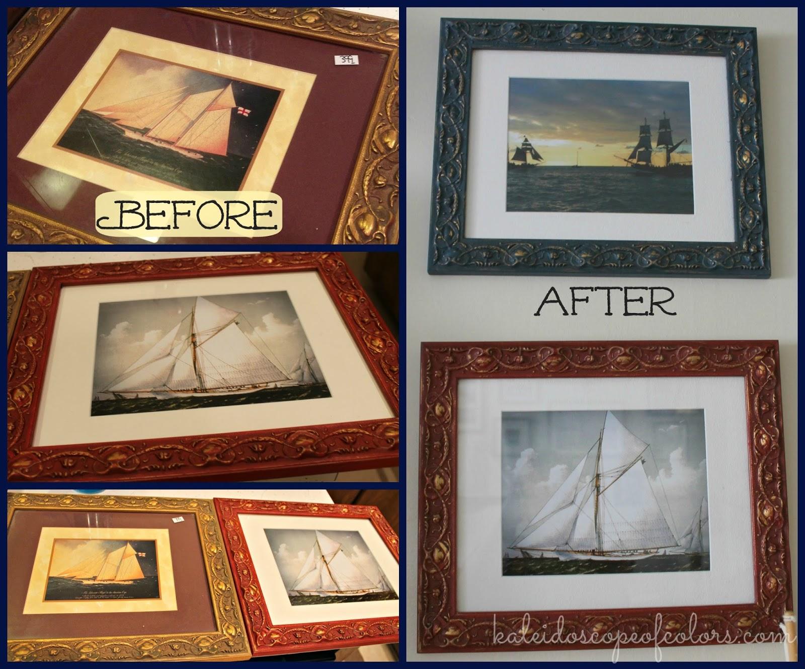 Nautical Photo Frame  eBay