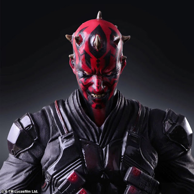 Play Arts Kai Variant Darth Maul