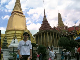 Jeff at the Grand Palace
