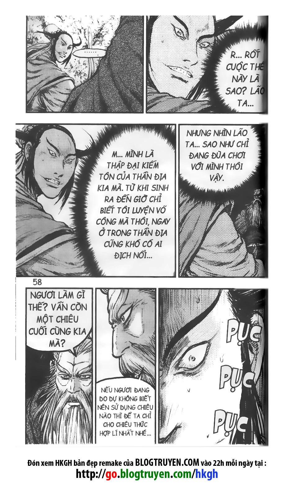 Hiệp Khách Giang Hồ chap 406 page 10 - IZTruyenTranh.com